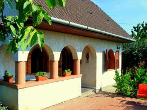 Ferienhaus Plattensee Siojuti Borház Siójut