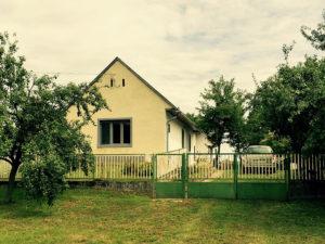 Ferienhaus Ház Kilatás Somogygeszti