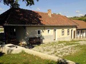 Ferienhaus Ház Trabanttal