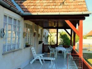 Ferienhaus Ungarn Hollandse Huis Németkér
