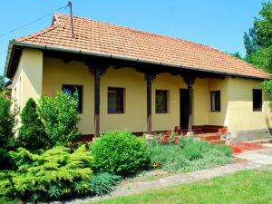Ferienhaus Paraszt Palota Saly