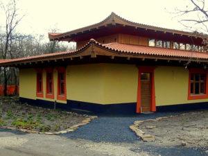 Holiday Villa for the Arts Zalaszántó