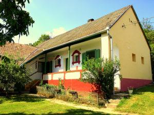 Ferienhaus Ungarn Álom Ház