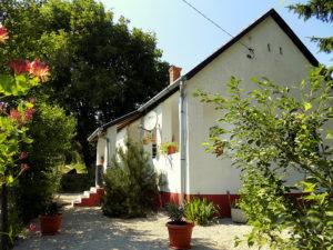 Ferienhaus Csillagos Ég Ibafa
