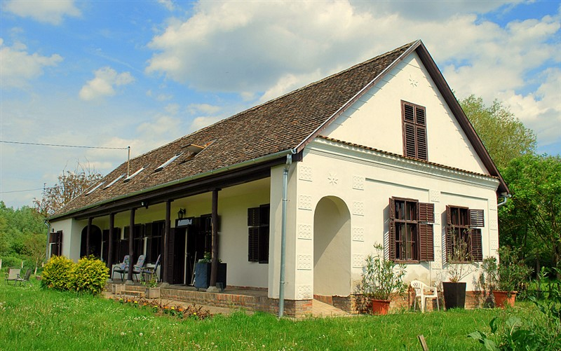 Ferienhaus pool ungarn