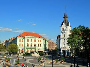 Ferienwohnung Vadász Ház Polány