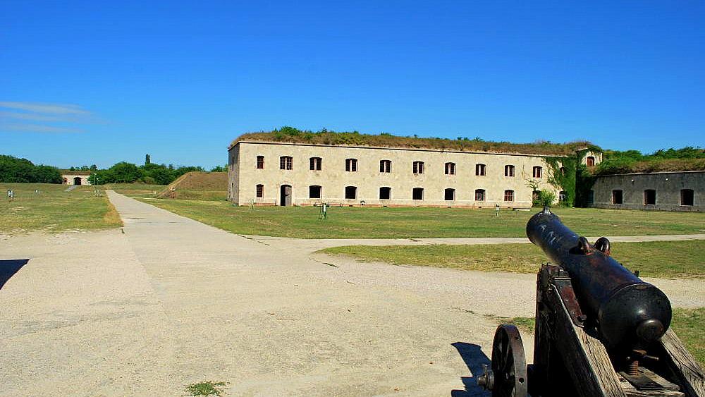 Fort Monostor in Komárom