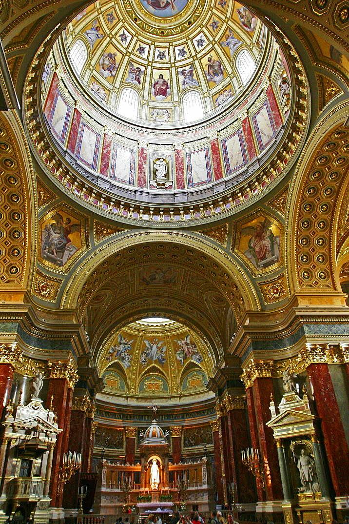 budapest ungarn basilika