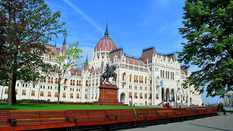 budapest ungarn parlement