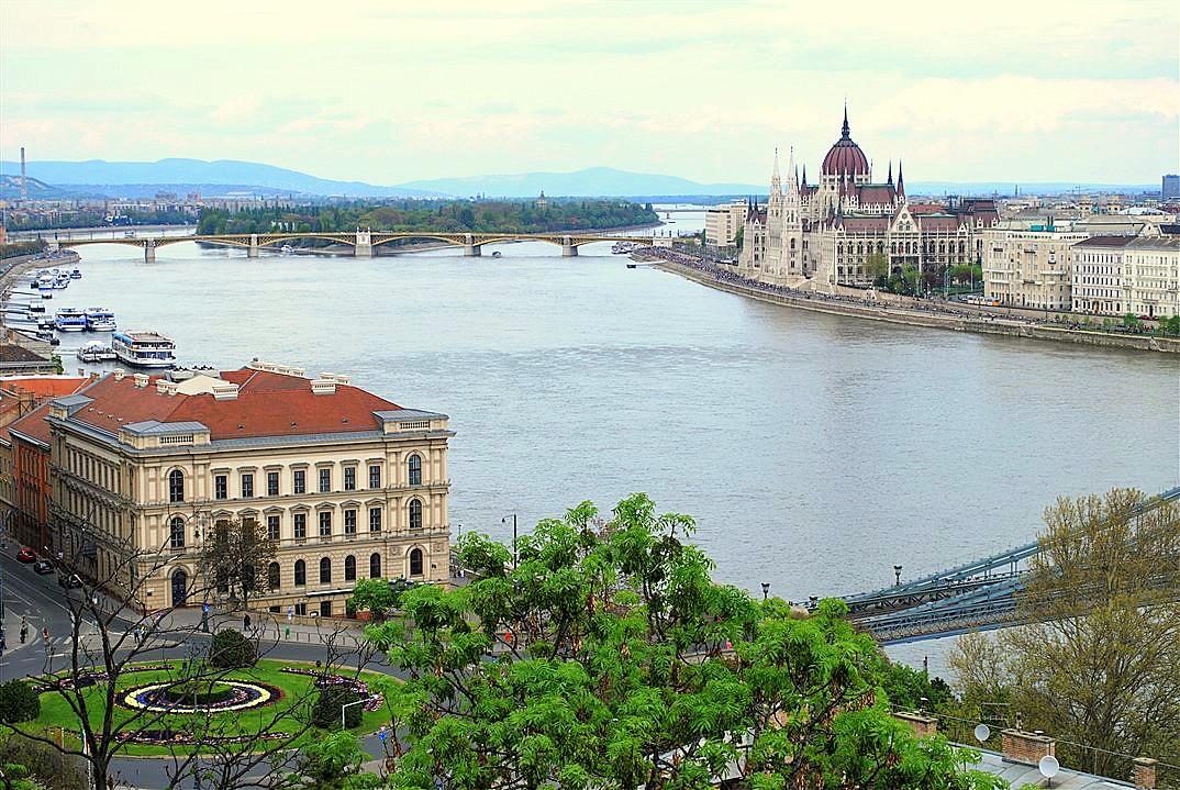 Brücken von Budapest 01
