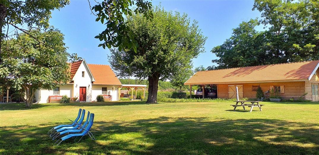 Ferienhaus in Ungarn mieten